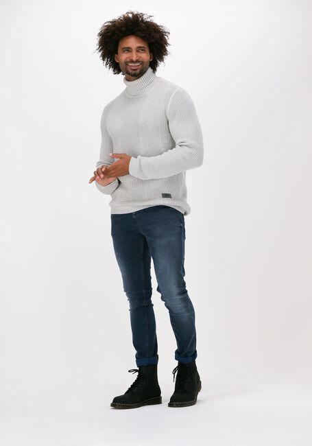 Blauwe SCOTCH & SODA Slim fit jeans 165276 - SKIM SUPER SLIM FIT J  - large