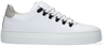 Witte NUBIKK Lage sneakers JAGGER CLASSIC  - small