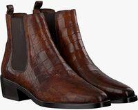 Cognac OMODA Chelsea boots 741201 - medium