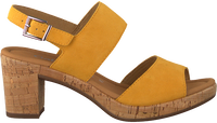 Gele GABOR Sandalen 775  - medium
