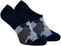 Blauwe MARCMARCS Sokken ETHAN  - medium