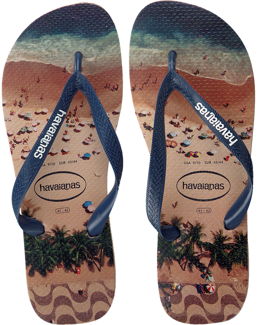 Gouden HAVAIANAS Slippers HAV. HYPE  - large