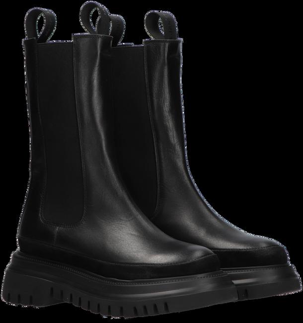 Zwarte JANET & JANET Chelsea boots 01000  - large