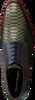 Groene FLORIS VAN BOMMEL Nette schoenen 19103  - small