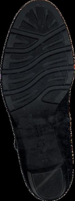 Zwarte GABOR Enkellaarsjes 540.1  - large