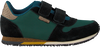Groene WODEN Sneakers AXEL SUEDE - small