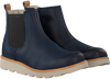 Blauwe CLARKS Enkelboots CROWN HALO - small