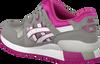 Grijze ASICS TIGER Sneakers GEL LYTE III KIDS  - small