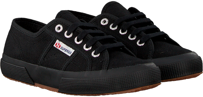 Zwarte SUPERGA Sneakers 2750  - large