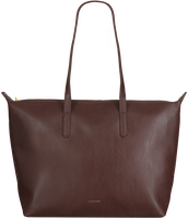 Bruine MATT & NAT Shopper ABBI TOTE  - medium