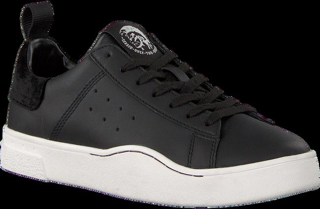 Zwarte DIESEL Sneakers S-CLEVER LOW WOMEN - large