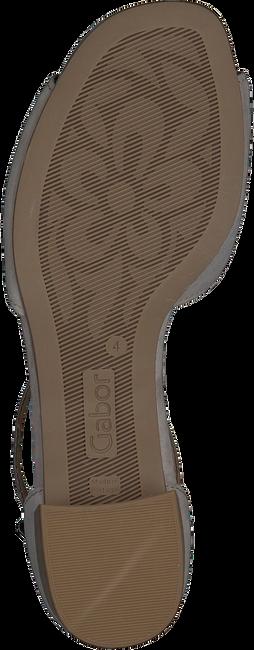 Beige GABOR Sandalen 723 - large