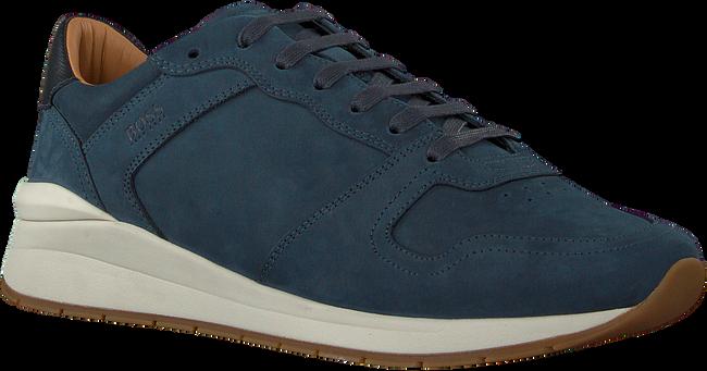 Blauwe HUGO Lage sneakers ELEMENT RUNN  - large