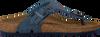 Blauwe BIRKENSTOCK PAPILLIO Slippers GIZEH KIDS  - small