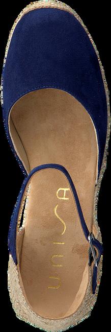 Blauwe UNISA Espadrilles CISCA - large