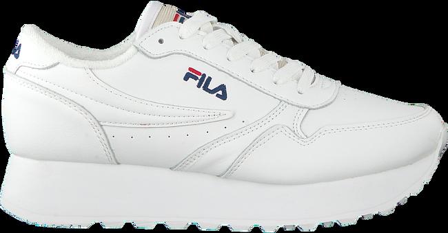 Witte FILA Sneakers ORBIT ZEPPA L WMN  - large