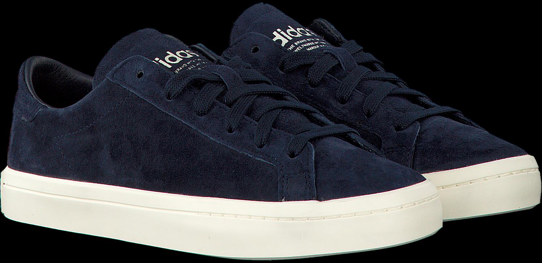 adidas schoenen dames blauw