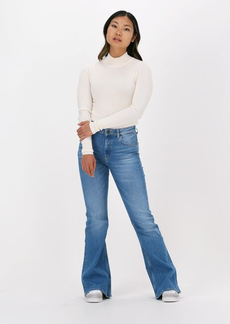 Lichtblauwe LEE Flared jeans BREESE FLARE  - large