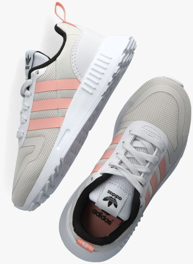 Grijze ADIDAS Lage sneakers MULTIX C  - larger