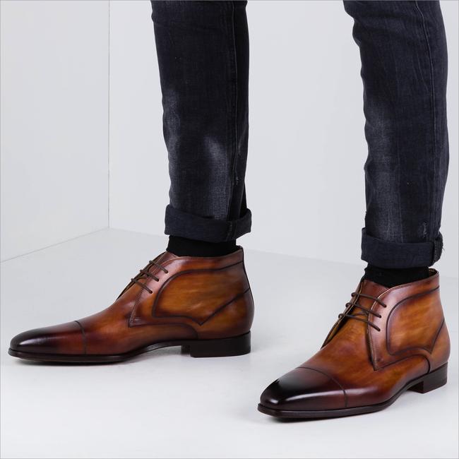 Cognac MAGNANNI Nette schoenen 21441 - large