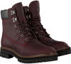 Rode TIMBERLAND Veterboots LONDON SQUARE 6IN BOOT - small