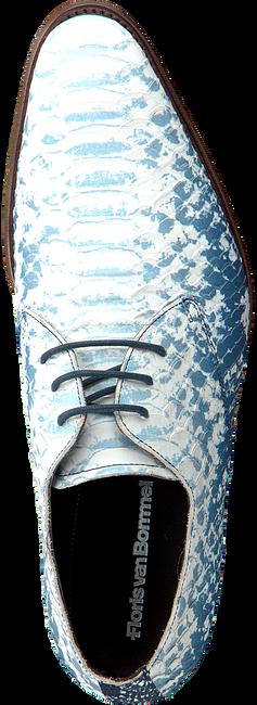Blauwe FLORIS VAN BOMMEL Nette schoenen 14109 - large