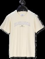 Gebroken wit BLS HAFNIA T-shirt VARSITY ARCH T-SHIRT