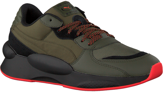 Zwarte PUMA Lage sneakers RS 9.8 TRAIL  - large