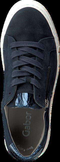Blauwe GABOR Sneakers 314 - large
