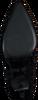 Zwarte LOLA CRUZ Enkellaarsjes BOTIN T.110  - small