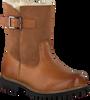 Cognac BLACKSTONE Biker boots OL05  - small