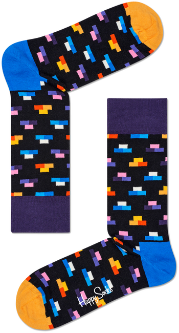 HAPPY SOCKS SOKKEN BRICK SOCK - large