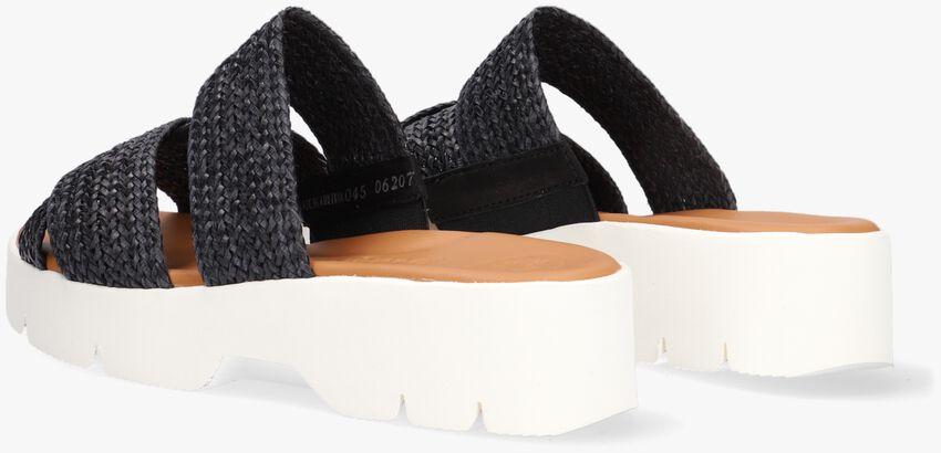 Zwarte PAUL GREEN Slippers 7696  - larger