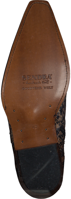 Cognac SENDRA Cowboylaarzen 12185P  - large