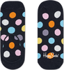 Multi HAPPY SOCKS Sokken BIG DOT LINER - small