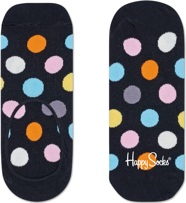 Multi HAPPY SOCKS Sokken BIG DOT LINER - large