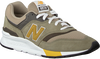 Groene NEW BALANCE Lage sneakers CM997  - small