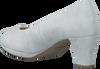 Witte GABOR Enkellaarsjes 260  - small