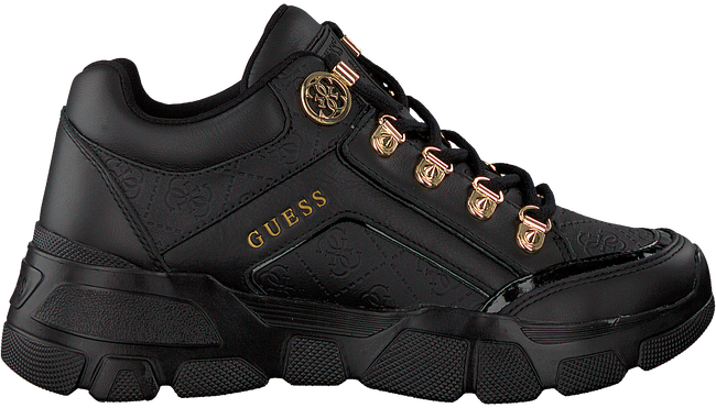 Zwarte GUESS Sneakers SIKE3  - large