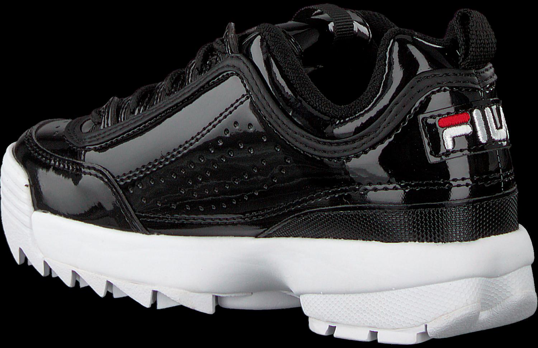 ed6e97e4e4c Zwarte FILA Sneakers DISRUPTOR M LOW. FILA. Previous