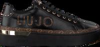 Zwarte LIU JO Lage sneakers SILVIA 22  - medium