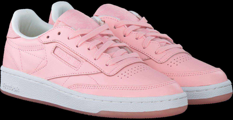 Roze REEBOK Sneakers CLUB C 85 FACE