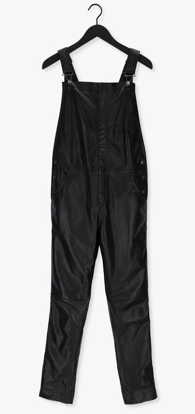 Zwarte SET Jumpsuit 73388 - larger