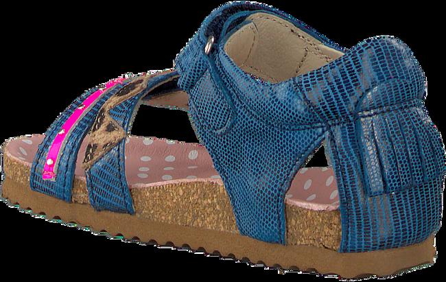 Blauwe SHOESME Sandalen BI20S080  - large
