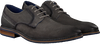 Grijze BRAEND Nette schoenen 15696 - small