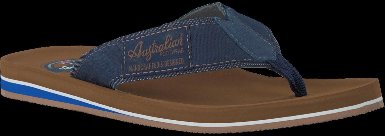 Pantoufles Australian Blauwe Sandfort En Mer 65lr8S