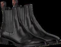 Zwarte SCOTCH & SODA Chelsea boots TRONA 751134  - medium