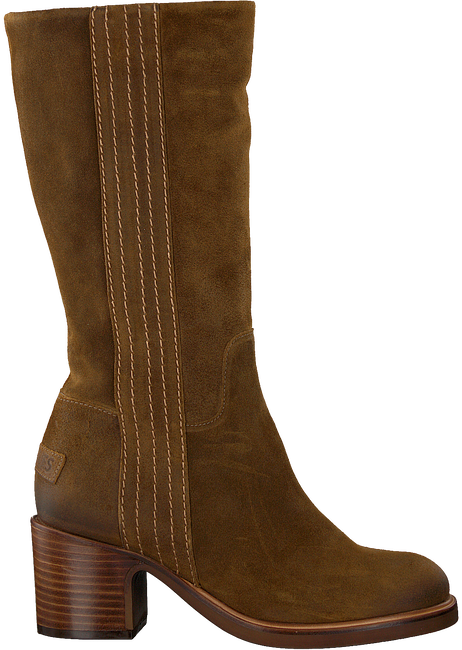 Bruine SHABBIES Hoge laarzen 192020035  - large