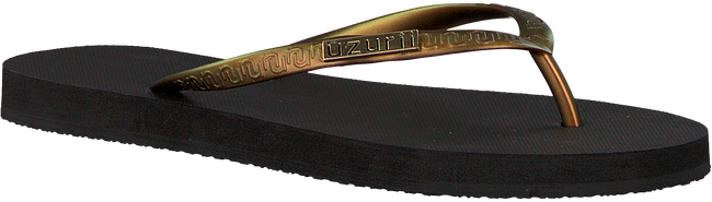 Zwarte UZURII Slippers ORIGINAL BASIC - large