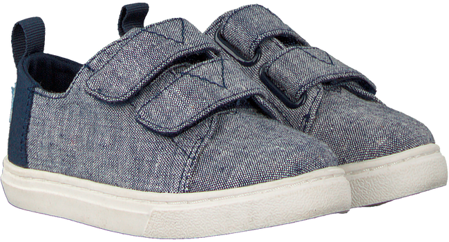 Blauwe TOMS Sneakers LENNY  - large